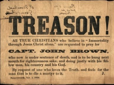 Treason: Only When It Suits the Agenda?