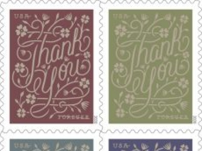 "Get Your ""Thank You"" Postage"