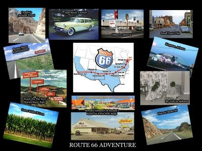 MEMORIES OF MY HISTORIC ROUTE 66 TRAVELS ACROSS AMERICA
