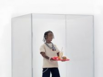 McDonald's Gives Fans a Chance to Tweet to Win Exclusive Handcrafted Travis Scott Action Figure