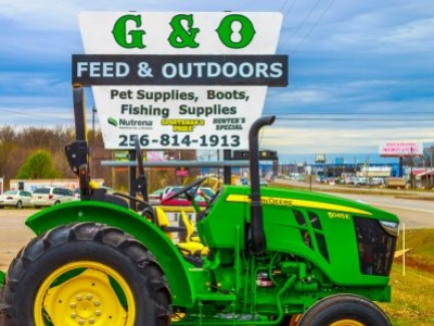 G & O Feed & Outdoors