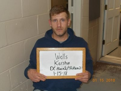 Phil Campbell Man Arrested as Fugitive
