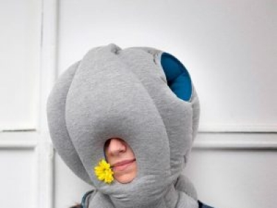 Ostrich Pillow - Great Halloween Costume?