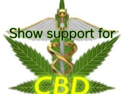 Support for CBD Oil Rally
