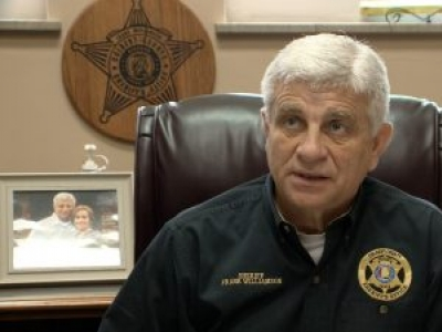 COLBERT COUNTY SHERIFF FRANK WILLIAMSON...CAMPAIGN PROMISES MADE...PROMISES KEPT