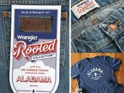WRANGLER NOW MAKING FULLY AMERICAN MADE JEANS