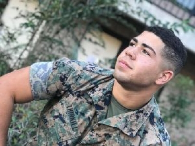 Local Marine Killed in Road Accident