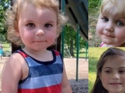 Three Missing Children from Columbia