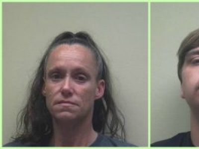 Two Alleged Muscle Shoals Robbers Arrested in Lauderdale