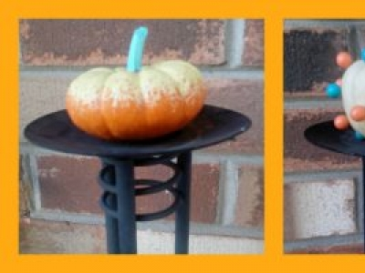 Frugal Autumnal Decorations