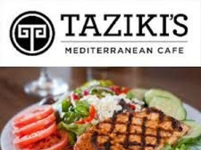 Taziki's Highlights Special Father's Day Package